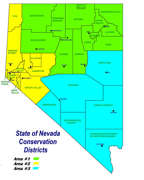 Department Of Conservation And Natural Resources Nevada